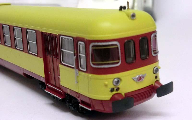 Il frontale del rimorchio Le803 013 contenuto nella confezione 91401 - foto da ebay