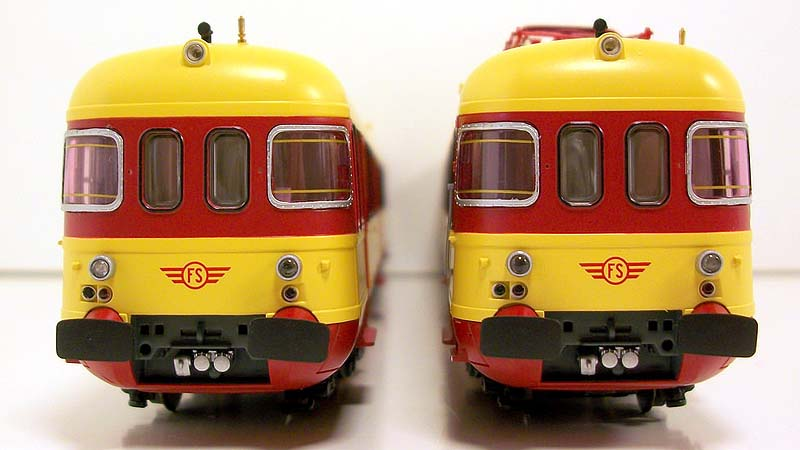 ALe803 002 e rimorchio Le803 006, art. 91404, vista frontale - foto da ebay