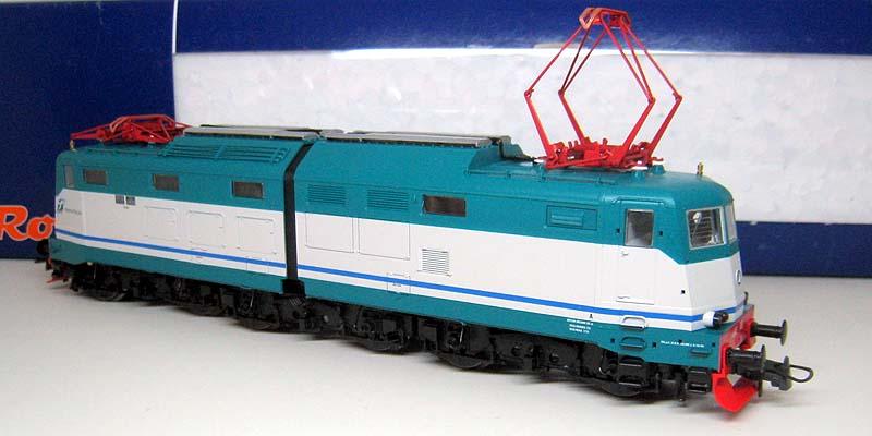 E645 105 in livrea XMPR, art. 63855 - foto da ebay