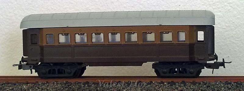 """Carrozza """"tipo 1946"""" Lima in versione corta"""