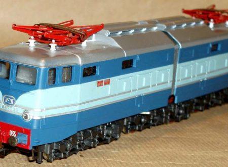 Treno Azzurro, variazioni sul tema