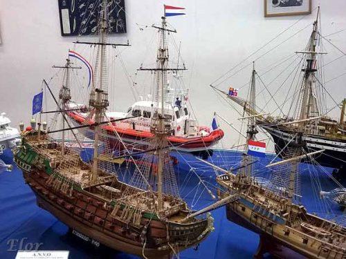 Mostra modellismo navale – Monza 6-14/5/2017