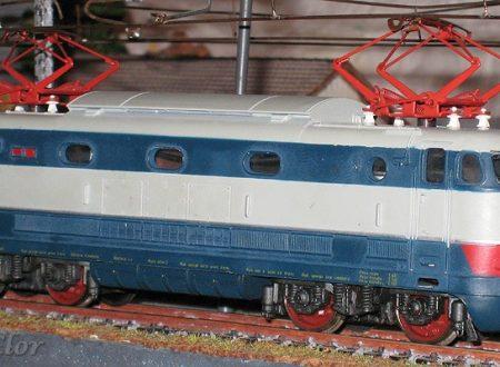 E444 Rivarossi – parte II: unità di serie