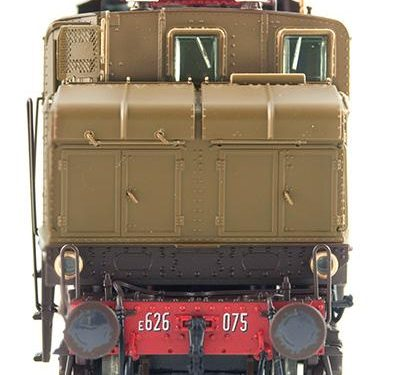 Habemus E626! (le nuove E626 LE Models)