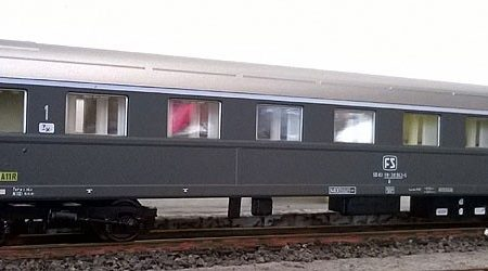 "Carrozze FS ""tipo 1946"" – Os.kar"