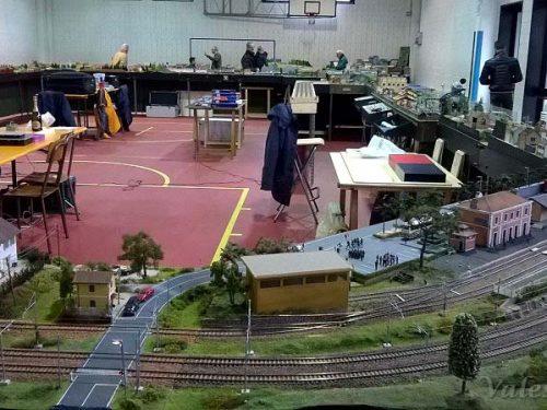 Trenini in mostra a Carnate 2017