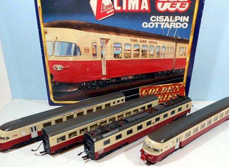 Elettrotreno RAe/RABe 1050 SBB – Lima (poi Rivarossi)