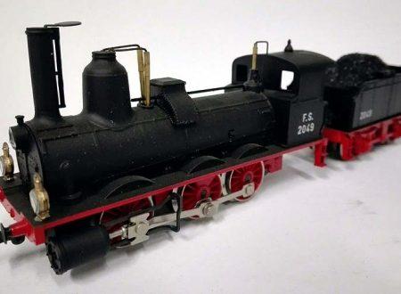 Locomotiva Gr. 200 FS – Rivarossi