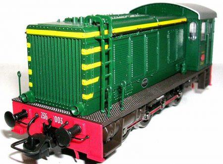 Locomotiva 236 FS (e non solo) – Lima