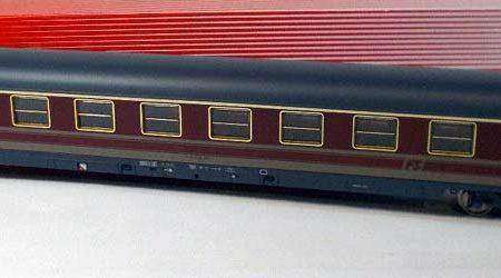 Carrozze FS UIC-X Rivarossi – parte III: 1975, il ritorno