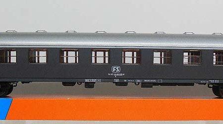Carrozze UIC-X FS 1:100 – Roco