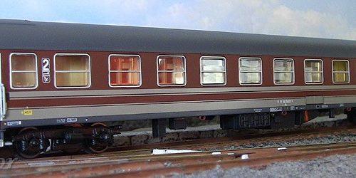 Carrozze cuccette UIC-X 1968 FS – Heris/ACME