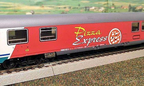 "Carrozza ""Pizza Express"" – ACME"