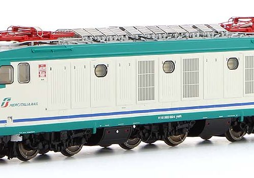 Nuova E652 052 Mercitalia Rail – ACME