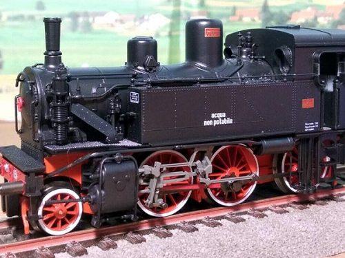 Locomotiva Gr. 880 FS – Roco