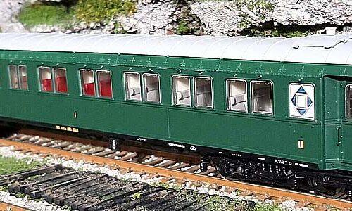 "Carrozze FS ""tipo 1933"" serie 61.000 – ACME"