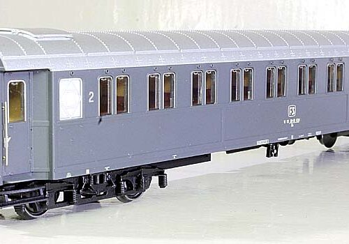 "Carrozze FS ""tipo 1937"" ACME – parte II: 32.000"